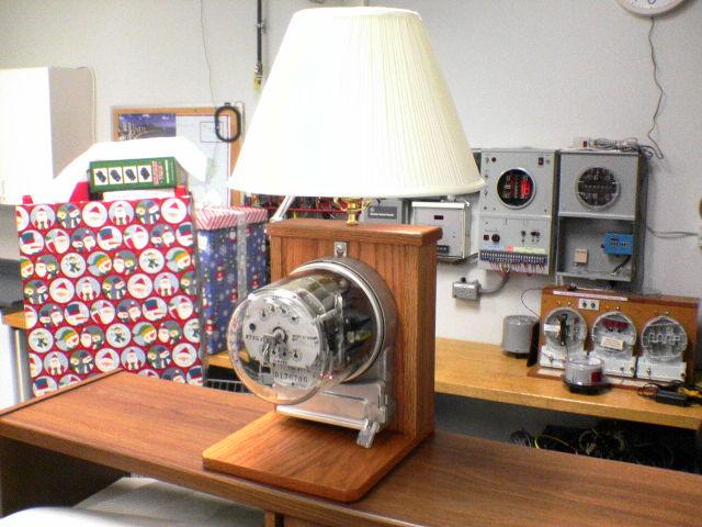 Meter Lamps